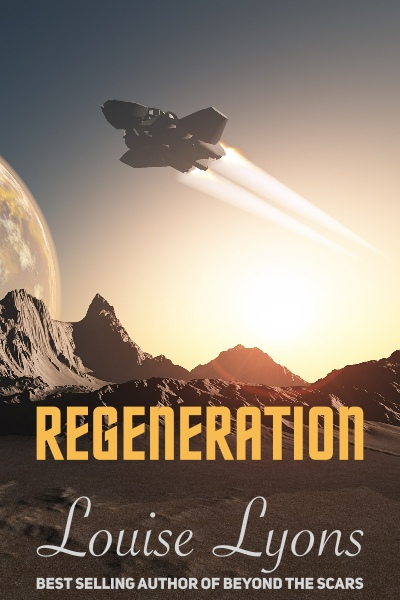 Regeneration by Louise Lyons Book Cover