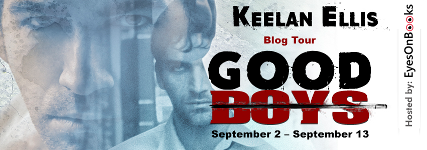 Good Boys Blog Tour Banner